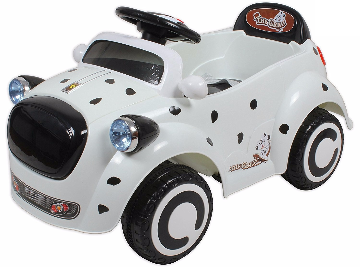 Buddy Electric Ride On Toy Car Ismail Store