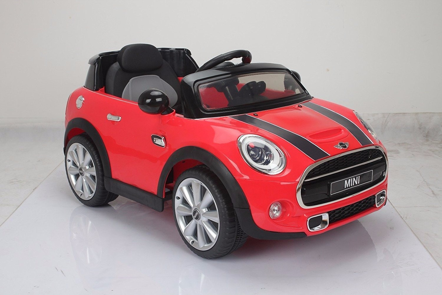 mini cooper car with light and music ismail store. Black Bedroom Furniture Sets. Home Design Ideas